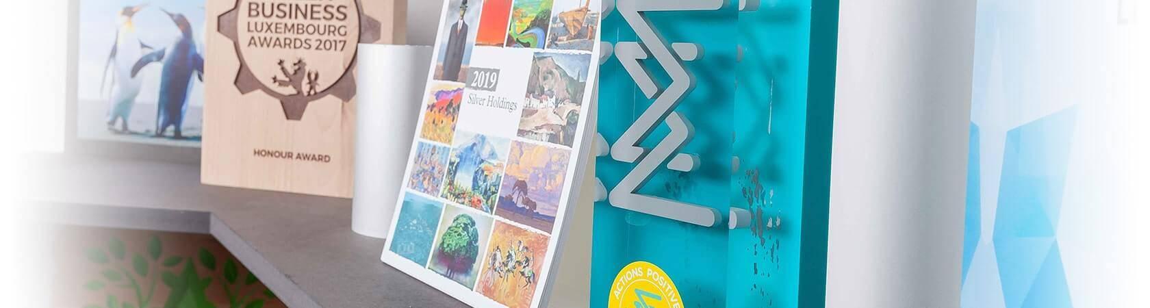 tacotac gravures trophées calendriers