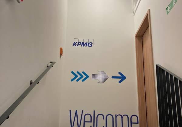 wallpaper KPMG Luxembourg