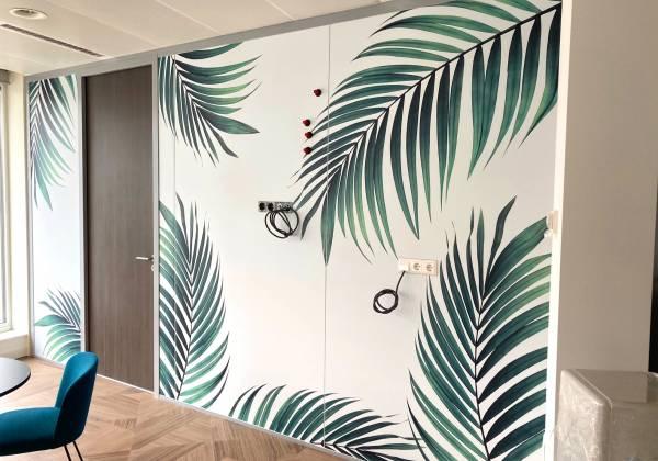 AXA Assurances Luxembourg - wallpaper - Place de l'Etoile
