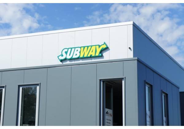 Enseigne Subway