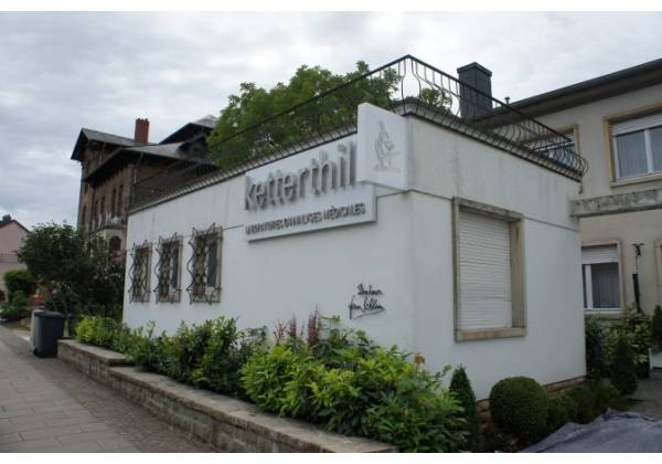 Ketterthill Bettembourg lettres boitiers