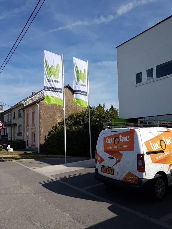 drapeaux w-immobiliere
