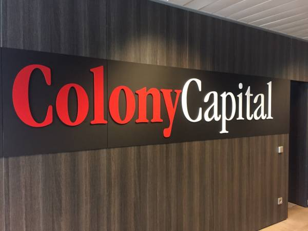 Colony Capital - Altum Management lettres relief