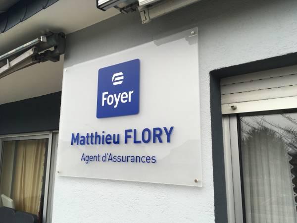 Le Foyer / Agence Matthieu flory