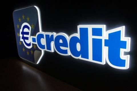 Enseigne E-Credit