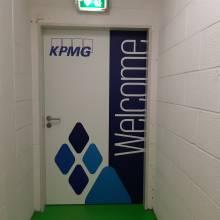 Wallwarp door KPMG Luxembourg
