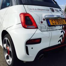SOS Dépannage & AUTO RENT - Fiat Abarth