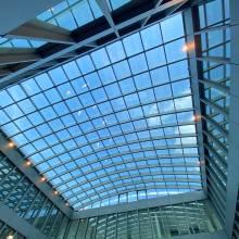 ATRIUM BUSINESS PARK, Bertrange, film solaire