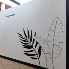 Sodexo Luxembourg - décoration murale