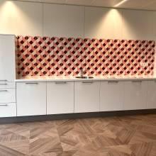 AXA Assurances Luxembourg - kitchen zone - Place de l'Etoile