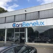 lettrage Cars Benelux Steinfort