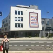 fresque facade peinture luxembourg bonnevoie